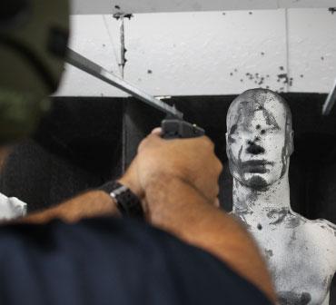 shooting range indoor concealed license